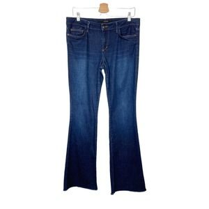 Joe's Jeans Skinny Bootcut The Visionnaire Cropped